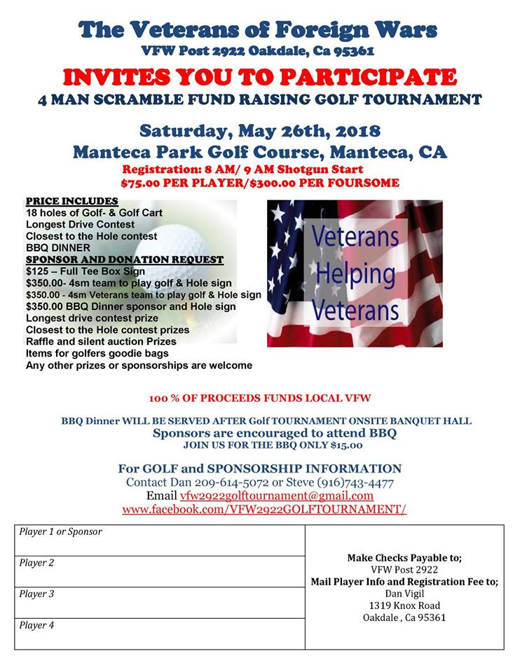 VFW tournament